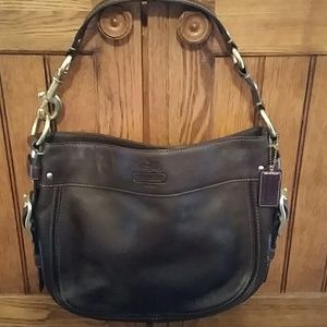 Coach Large Zoe Hobo Bag